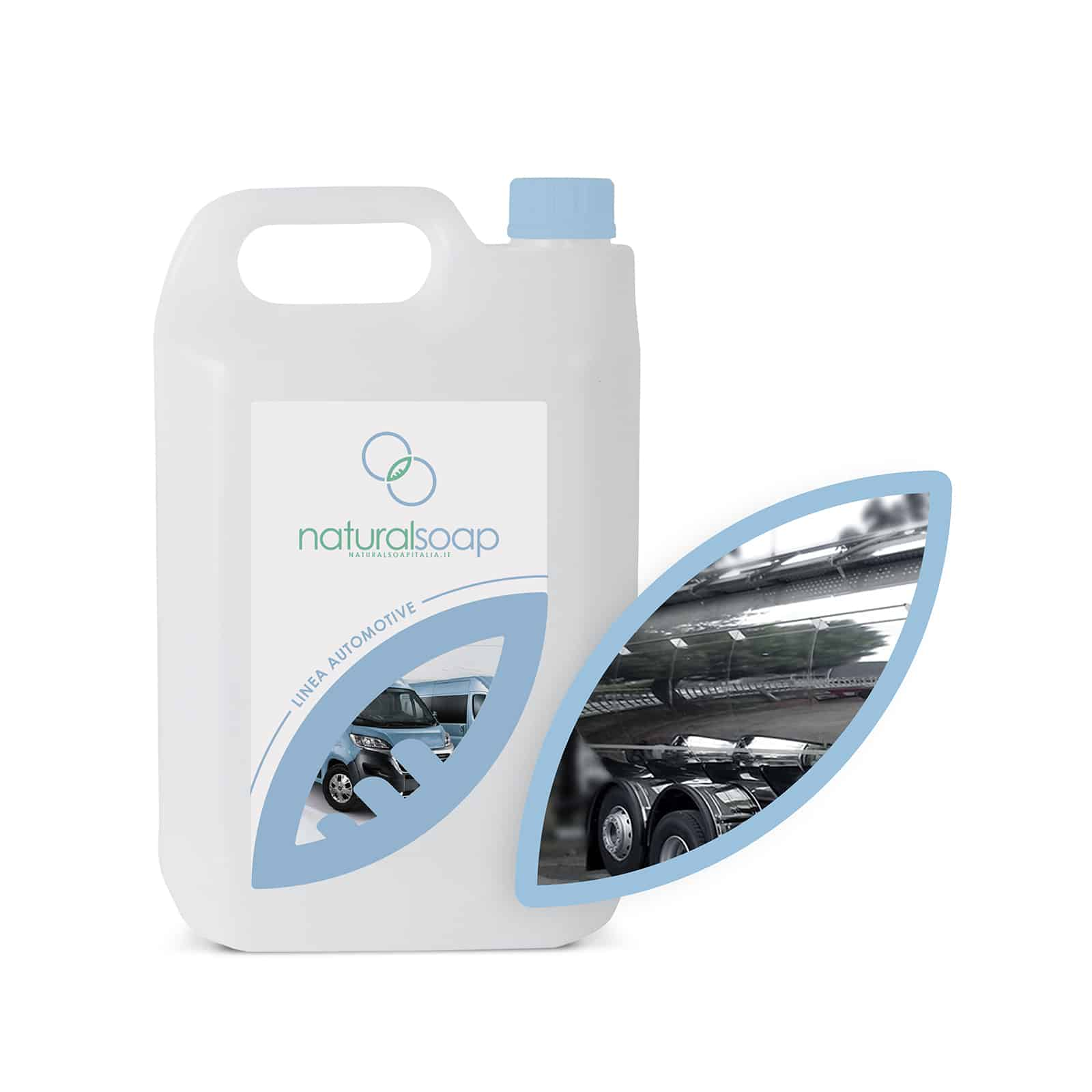 Detergenti Automotive Car Wash Natural Soap